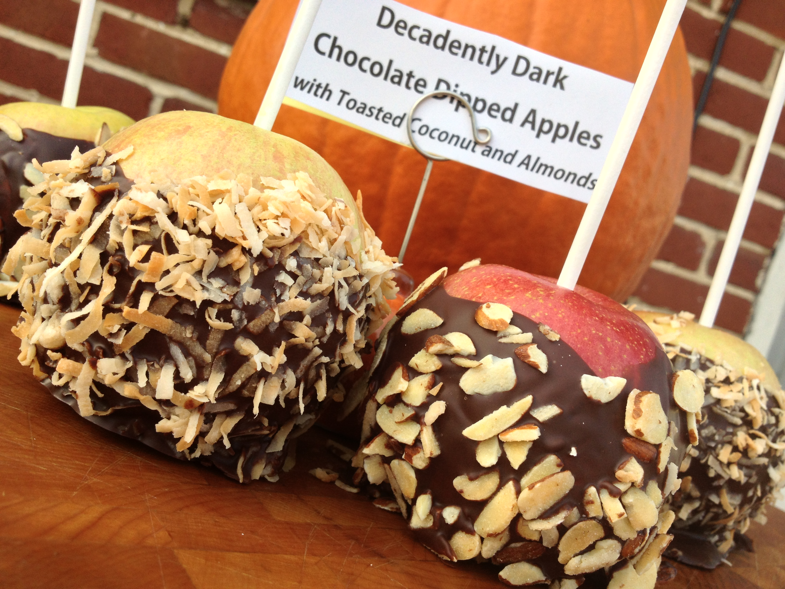 Chocolate Covered Apples | My Clean Kitchen