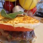 Paleo Breakfast Sausage Egg Sandwiches