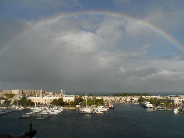 Bermuda Rainbow