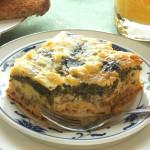 Florientine Breakfast Casserolw WOW!!!