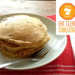 Whole Wheat Pancakes Great! Challenge