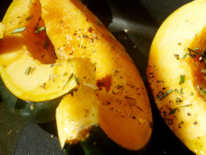 awesome Acorn Squash Seasoned