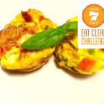 egg muffins Yum! Challenge
