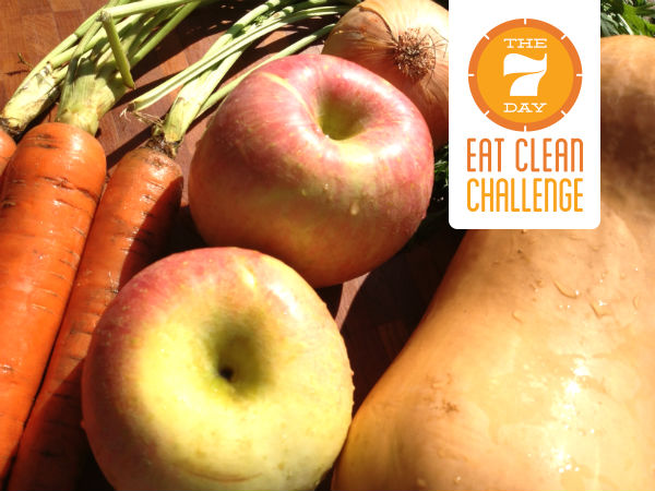 7 Day Eat Clean Challenge