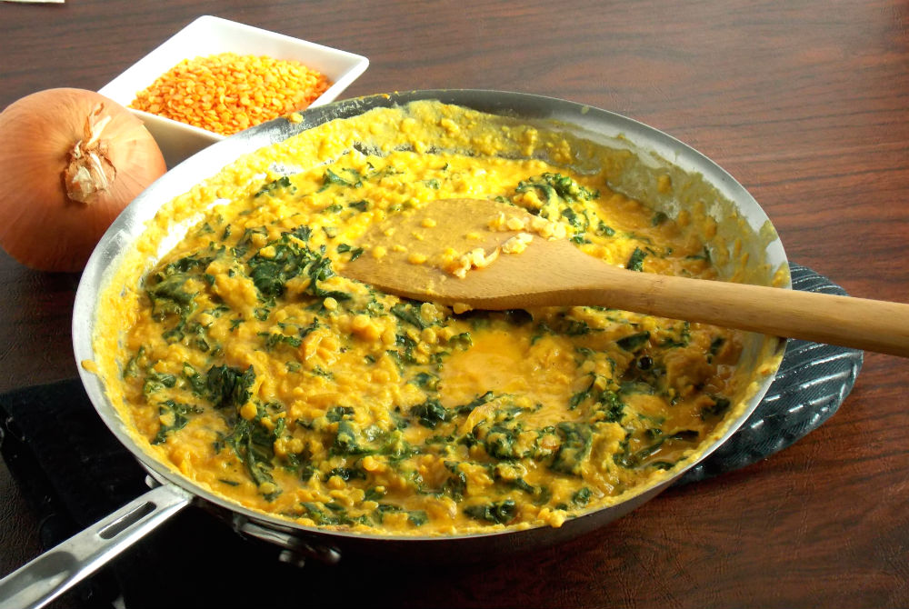 Red Lentil Coconut Curry WOW!