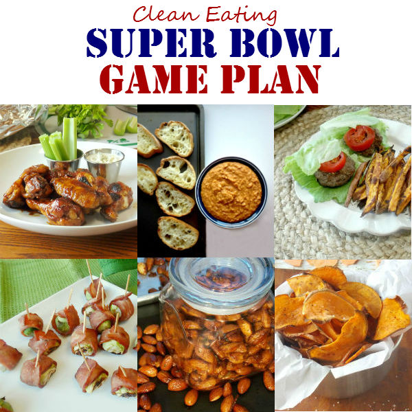 Super Bowl Game Plan! from My Clean Kitchen
