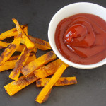 Butternut Squash Fries!!!