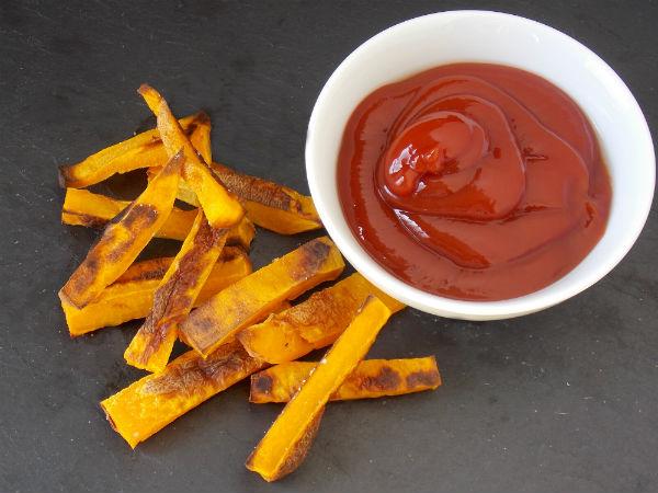 Butternut Squash Fries | My Clean Kitchen