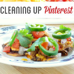 Cleaning Up Pinterest - Double Decker Sweet Potato Taco