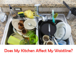 Does My Kitchen Affect My Waistline Photo