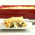 Rosemary Chicken Lasagna!!!