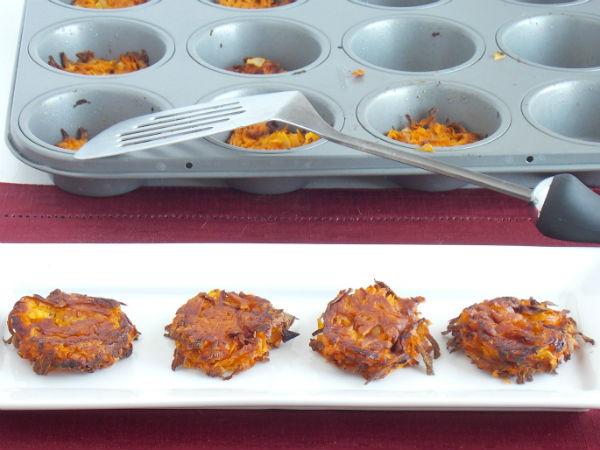 Sweet Potato Hash Browns!!!