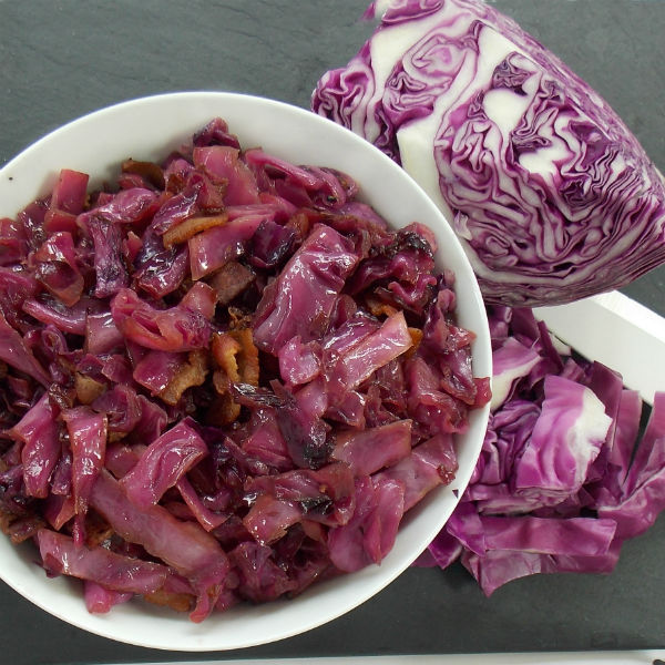 Sauteed Cabbage with Bacon! Looks Amazing!!!