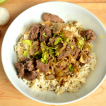 Beef Tips with Mushrooms and some other helpful tips too