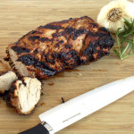 Mustard Marinaded Pork Tenderloin