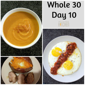 Whole 30 Day 10!!!