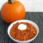Pumpkin Chili!!!