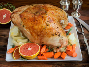 Best Awesomely tender Thanksgiving Turkey Breast so good!