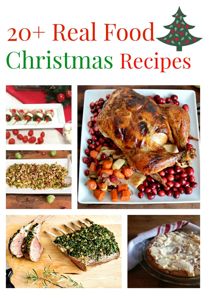 20 Christmas Recipes