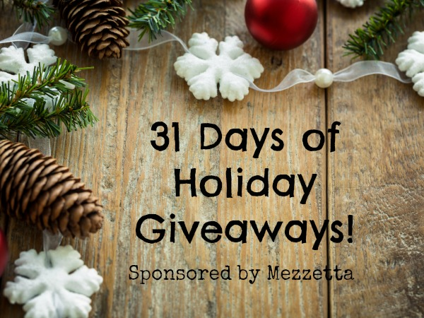 31 Days of Holiday Giveaways Mezzetta and MCK