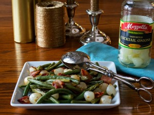 Green Beans with Cocktail Onions - Mezzetta