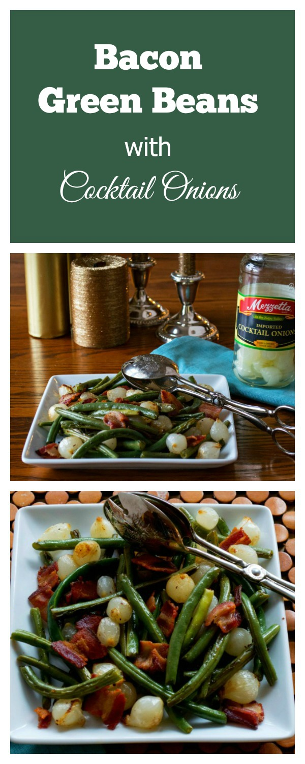 Green Beans with Cocktail Onions Super Tasty Paleo Whole30 YUM