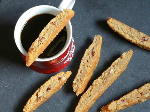 Paleo Almond Biscotti. Yum!!!