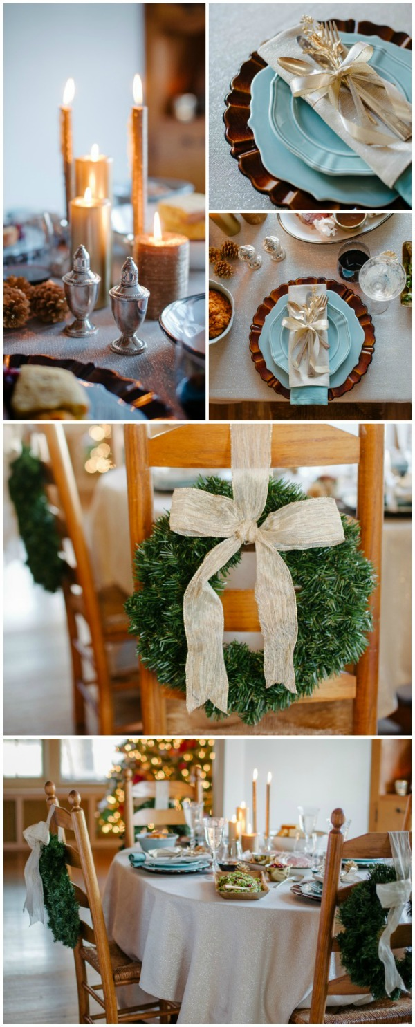 The Perfect Holiday Table Setting Photography by Sera Petras