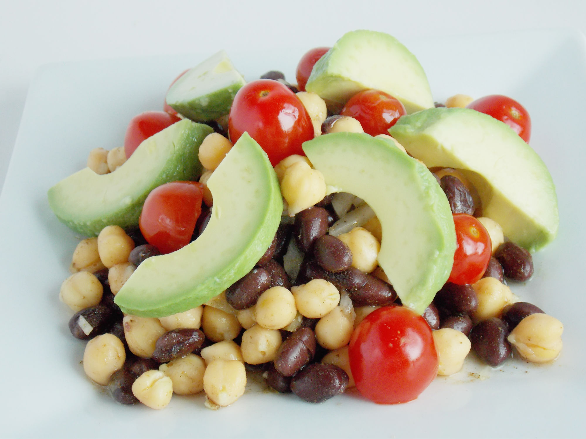 Mexican Bean Salad WOW!!