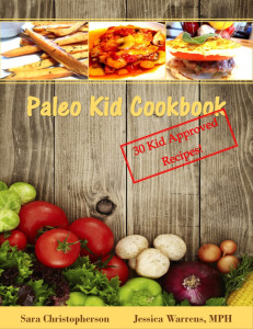 Paleo Kid Cookbook by MyCleanKitchen.com