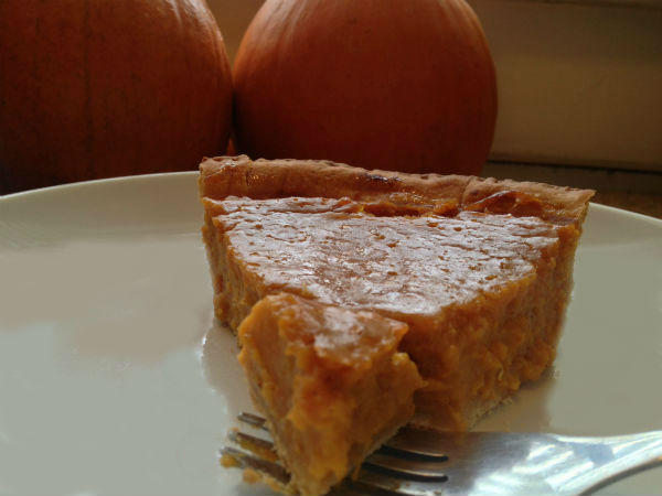 Clean Eating Pumpkin Pie and Pie Crust
