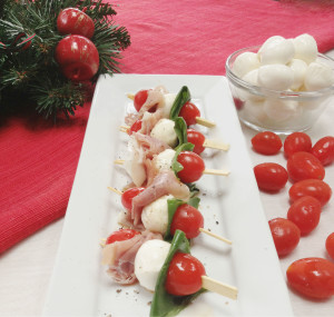 Caprese Skewers Use!!! Edit 2