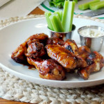 Spicy Hot Wings Awesome!I love clean eating!!!