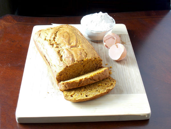 Butternut Squash Bread!