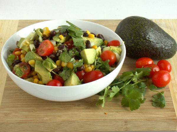 Avocado Corn Salad Perfect!!!!