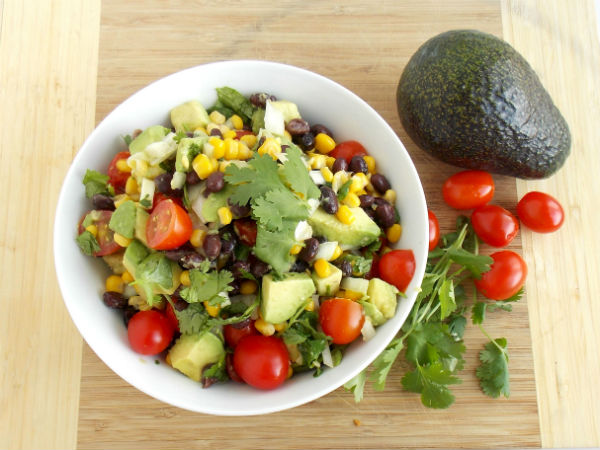Avocado Corn Salsa!