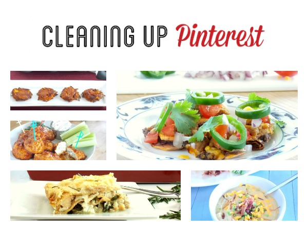 Cleaning Up Pinterest Collage 2