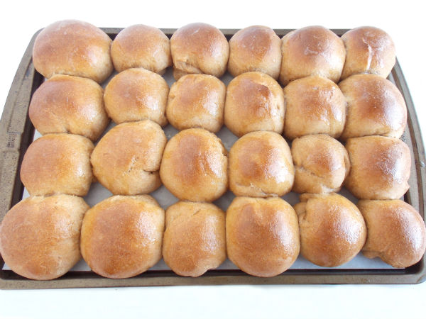 Whole Weat Parker Hour Rolls. Must Try!!!