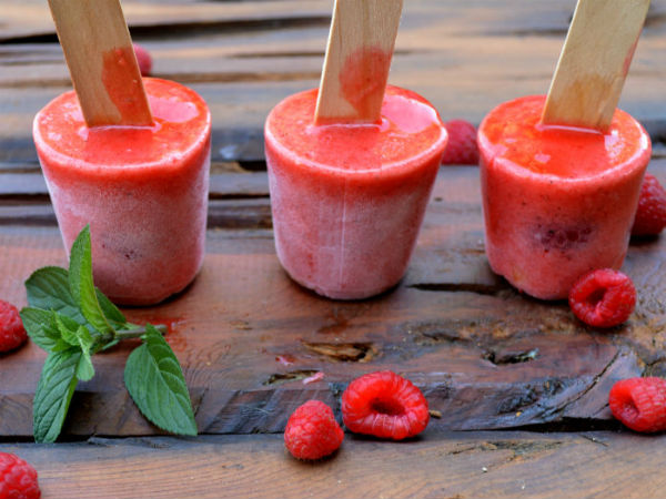 Very Berry Popsicles!!!!
