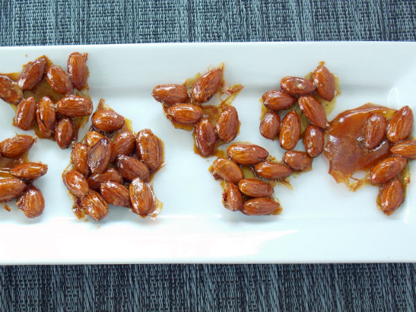 Roasted Almond Honey Clusters!!!