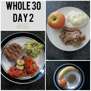 Whole 30 Day 2 Main