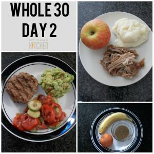 Whole 30 Day 2 Main