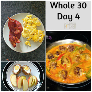 Whole 30 Day 4