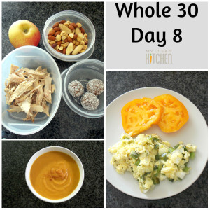 Whole 30 Day 8!!!