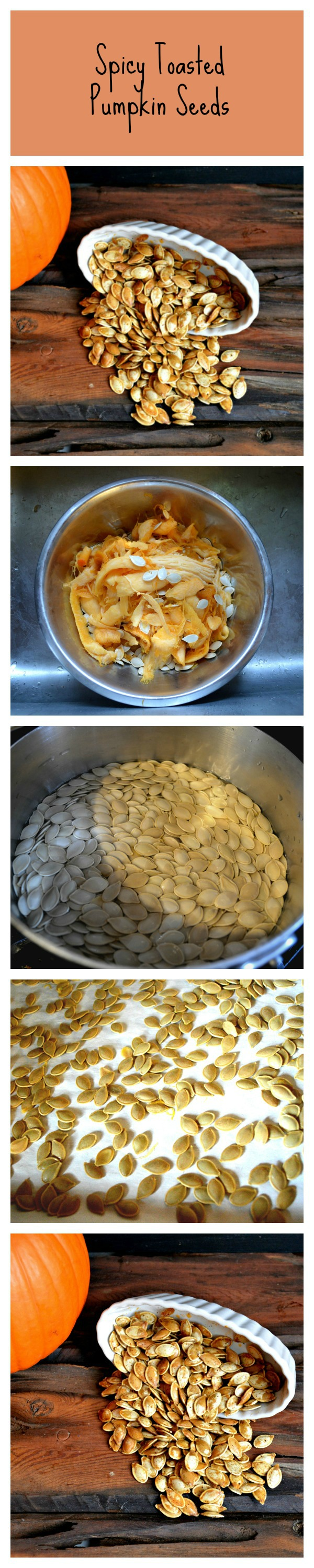 Toasted Spicy Pumpkin Seeds Clean and Whole30