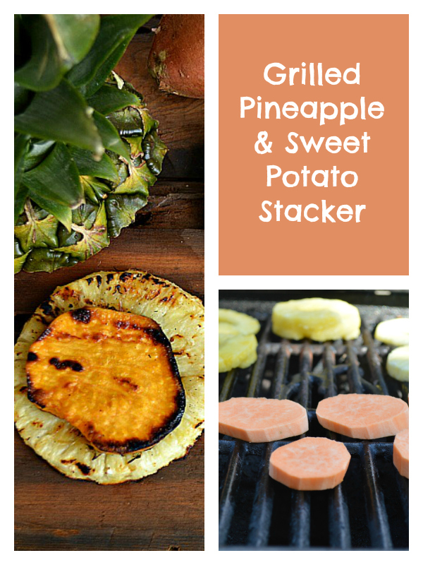 Whole30 YUM! Pineapple and SweetPotato