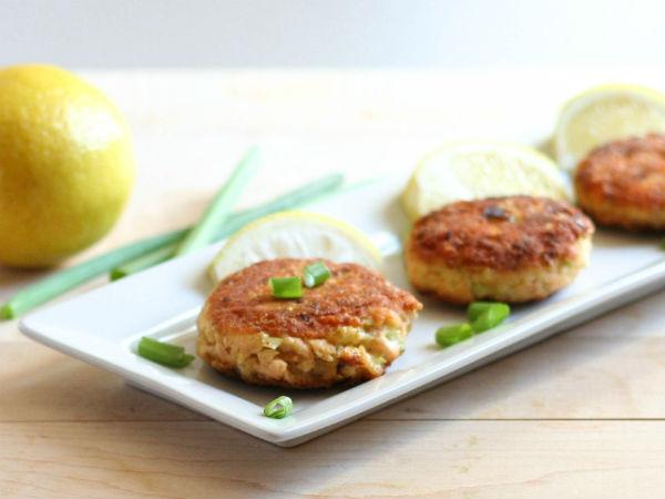 Paleo Salmon Cakes